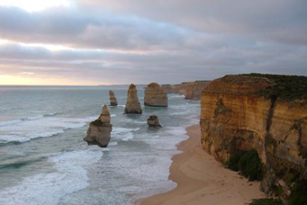 The Great  ocean Road  Victoria | Credits Tourism Victoria