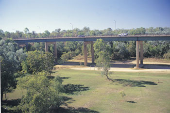 Katherine River Bridge | credits NTTC1458