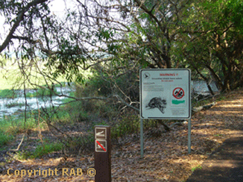 Fogg Dam Nature Reserve from Darwin | Credits RAB
