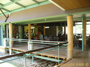 Bowali Visitors Centre | Credits RAB