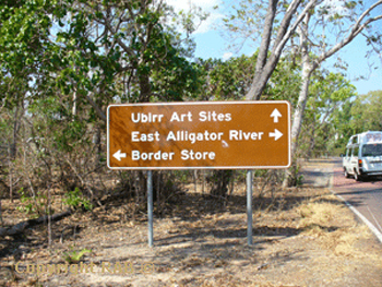 Border Store toilets and  rest stop | Cahills Crossing Kakadu | Credits RAB