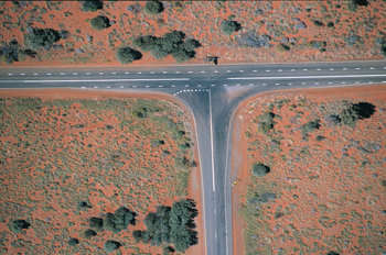 Savannah Way links back into the Stuart Highway toward the end near Katherine | Credits NTTC