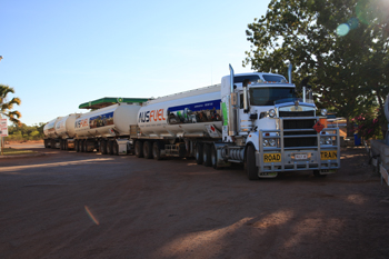 AusFuel  - Think the biggest fuel suppliers in the Terriotry  |  Credit  DavidAlph our clients at australia4wdrentals.com