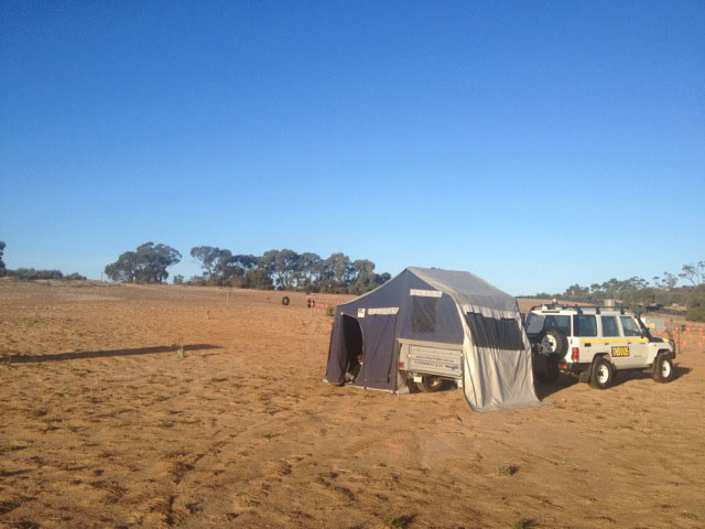 TB 4wd and Camper Trailer hire packages